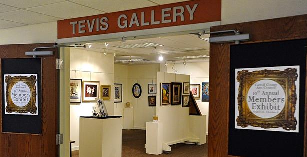 Tevis Art Gallery Exhibit
